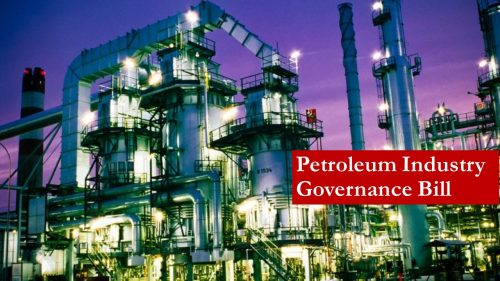 ANALYSIS OF THE PETROLEUM INDUSTRY GOVERNANCE BILL 2017 (PIGB)