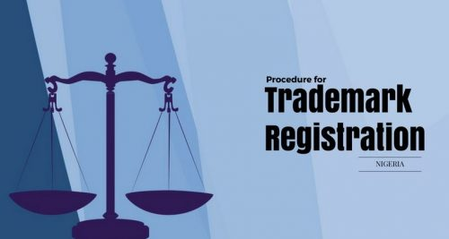 REGISTRATION OF TRADEMARKS IN NIGERIA.
